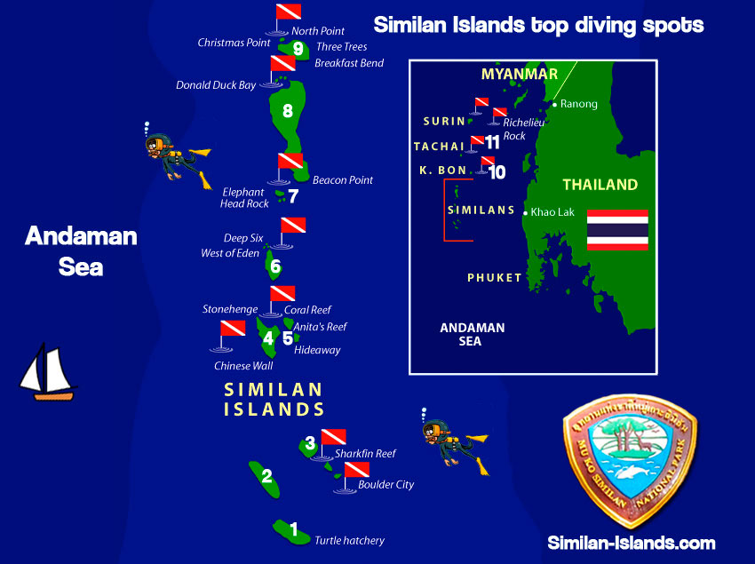 similan-islands-diving-map